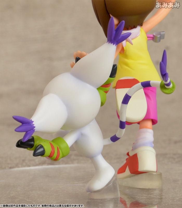 G.E.M. Series - Digimon Adventure: Hikari Yagami & Tailmon 1/10 Complete Figure(Pre-order)G.E.M.シリーズ デジモンアドベンチャー 八神ヒカリ&テイルモン 1/10 完成品フィギュアScale Figure