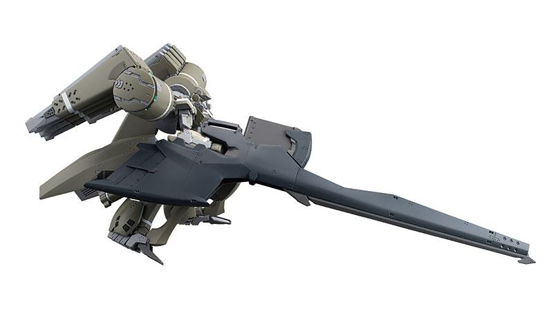 ヴァリアブルアクション 「アルドノア・ゼロ」 KG-7 アレイオン 宇宙用装備(宮沢模型流通限定)