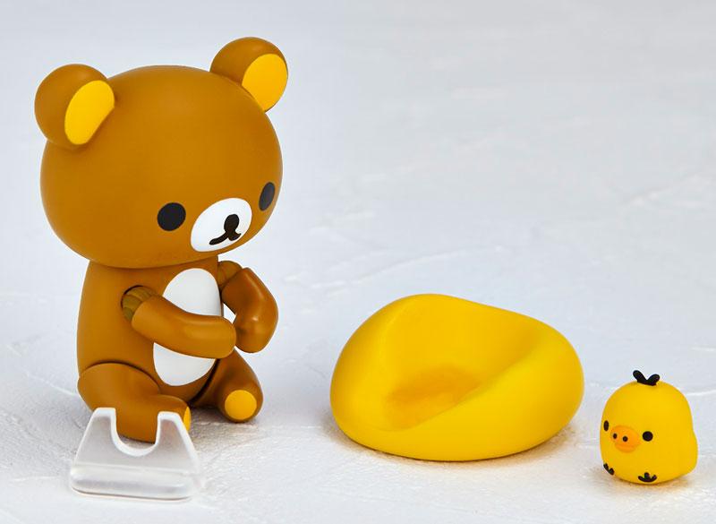 Figure Complex Character Revo Series No.001 Rilakkuma(Pre-order)フィギュアコンプレックス キャラクターリボ Series No.001 リラックマScale Figure