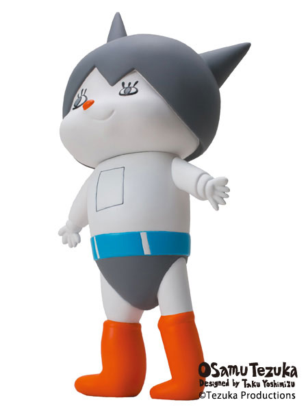 Astro Boy - Sofubi Figure: Design by Taku Yoshimz(Pre-order)鉄腕アトム ソフビフィギュア Design by Taku YoshimzScale Figure