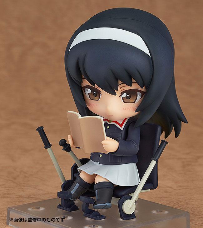 Nendoroid - Girls und Panzer: Mako Reizei(Pre-order)ねんどろいど ガールズ&パンツァー 冷泉麻子Nendoroid