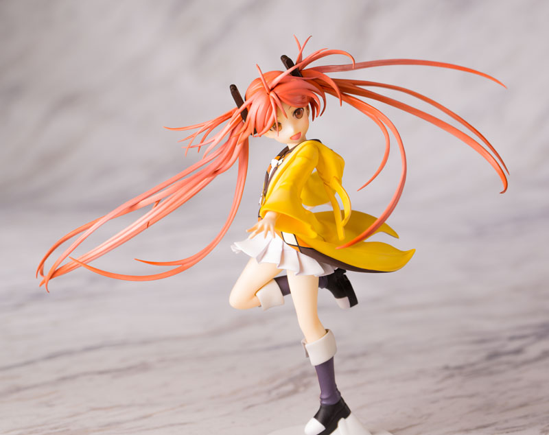 Black Bullet - Enju Aihara 1/8 Complete Figure(Pre-order)ブラック・ブレット 藍原延珠 1/8 完成品フィギュアScale Figure