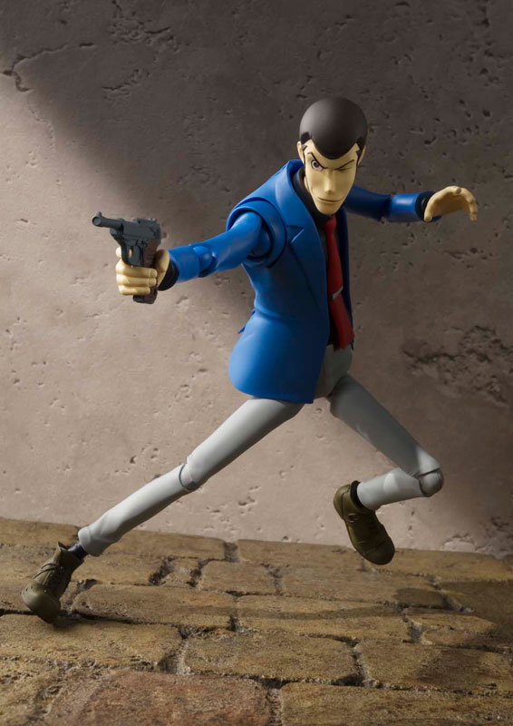 S.H. Figuarts - Lupin the 3rd