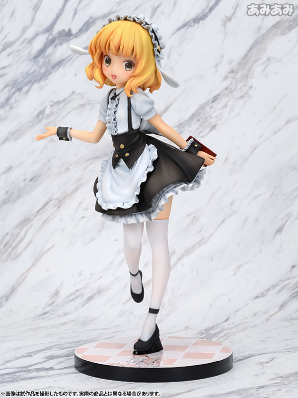 Is the order a rabbit?? - Syaro 1/7 Complete Figure(Pre-order)ご注文はうさぎですか?? シャロ 1/7 完成品フィギュアScale Figure