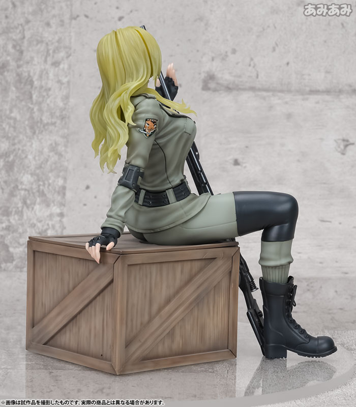 Metal Gear Solid BISHOUJO - Sniper Wolf 1/7 Complete Figure(Pre-order)メタルギア ソリッド美少女 スナイパーウルフ 1/7 完成品フィギュアScale Figure