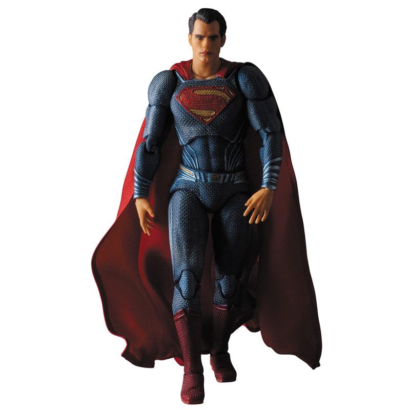 マフェックス No.018 MAFEX SUPERMAN 『バットマン vs スーパーマン ジャスティスの誕生』