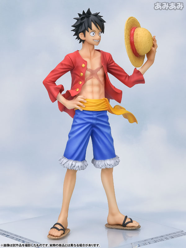 Excellent Model Portrait.Of.Pirates ONE PIECE