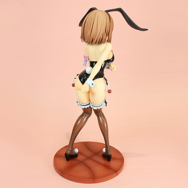RO-KYU-BU! SS - Airi Kasii -Kuro Usagi-san Ver.- 1/7 Complete Figure(Pre-order)ロウきゅーぶ!SS 香椎愛莉~黒うさぎさんVer.~ 1/7 完成品フィギュアScale Figure