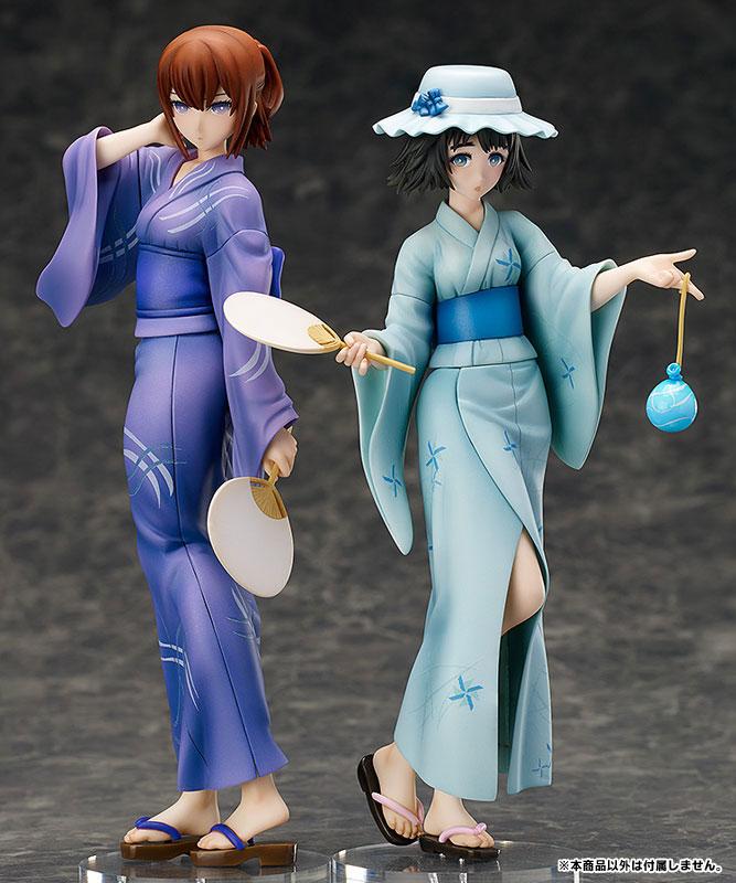Y-STYLE - Steins;Gate: Kurisu Makise Yukata Ver. 1/8 Complete Figure(Pre-order)Y-STYLE シュタインズ・ゲート 牧瀬紅莉栖 浴衣Ver. 1/8 完成品フィギュアScale Figure