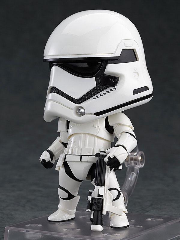 Nendoroid - Star Wars: The Force Awakens: First Order Stormtrooper(Pre-order)ねんどろいど スター・ウォーズ/フォースの覚醒 ファースト・オーダー ストームトルーパーNendoroid