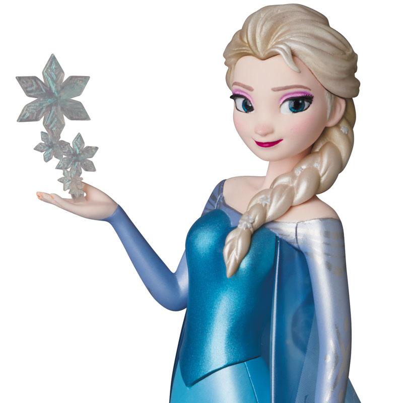 ヴァイナルコレクティブルドールズ No.253 VCD エルサ 『アナと雪の女王』 [メディコム・トイ]