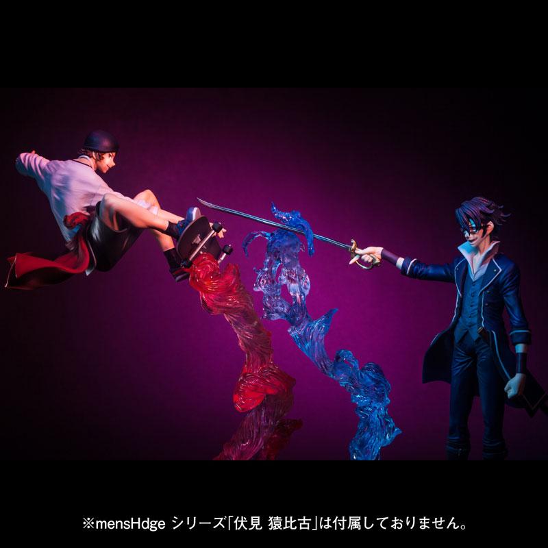mensHdge technical statue No.17 K MISSING KINGS - Misaki Yata Complete Figure(Pre-order)mensHdge technical statue No.17 K MISSING KINGS 八田美咲 完成品フィギュアScale Figure