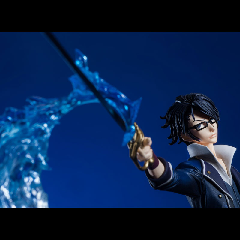 mensHdge technical statue No.18 K MISSING KINGS - Saruhiko Fushimi Complete Figure(Pre-order)mensHdge technical statue No.18 K MISSING KINGS 伏見猿比古 完成品フィギュアScale Figure