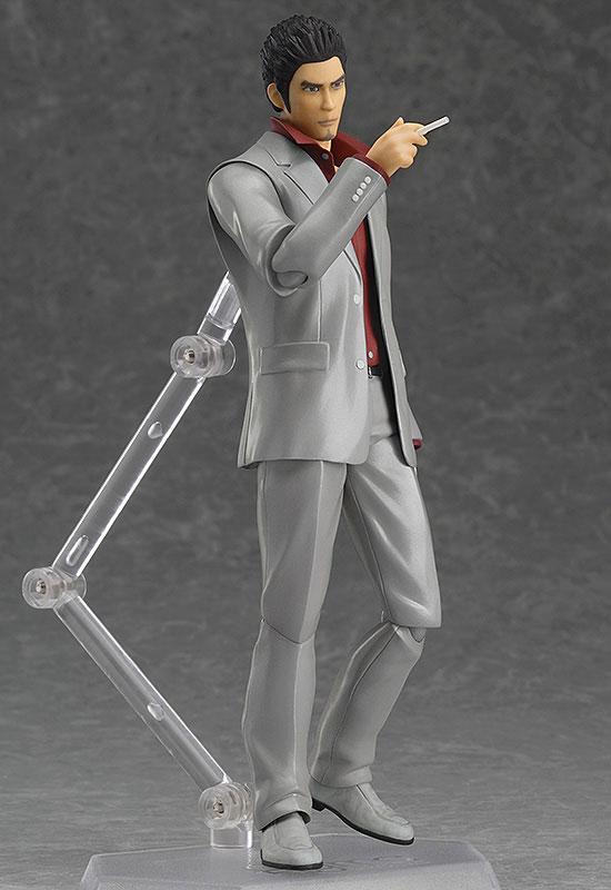 figma Ryu ga Gotoku: Kazuma Kiryu Pre order figmaFigma