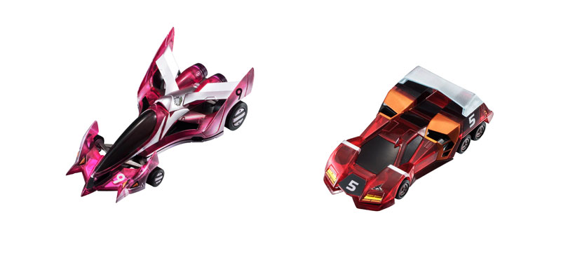 Future GPX Cyber Formula - Cyber Formula Collection Vol.5 (TV Hen) 6Pack BOX(Pre-order)新世紀GPXサイバーフォーミュラ サイバーフォーミュラコレクション Vol.5(TV編) 6個入りBOXAccessory