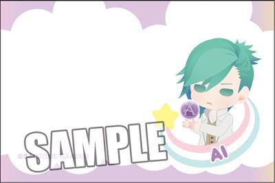 Uta no Prince-sama - Sticky Note Roll: Chibi Chara Ver. Ai, Natsuki, Syo(Pre-order)うたの&#x2606プリンスさまっ&#x266A ロールふせん ちびキャラVer.「藍・那月・翔」Accessory