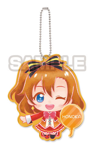 Love Live! - Mu's Te-tsunagi Deformed Keychain vol.2 10Pack BOX(Pre-order)ラブライブ! μ's手つなぎデフォルメキーホルダーvol.2 10個入りBOXAccessory