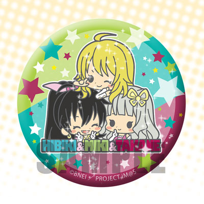 es Series nino Trading Badge Collection - THE IDOLM@STER 20Pack BOX(Pre-order)esシリーズnino トレーディングバッジコレクション THE IDOLM@STER 20個入りBOXAccessory