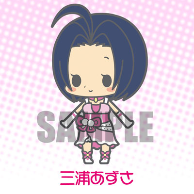 es Series nino Rubber Strap Collection - THE IDOLM@STER stage1 Renewal ver. 10Pack BOX(Pre-order)esシリーズnino ラバーストラップコレクション THE IDOLM@STER stage1 リニューアルver. 10個入りBOXAccessory