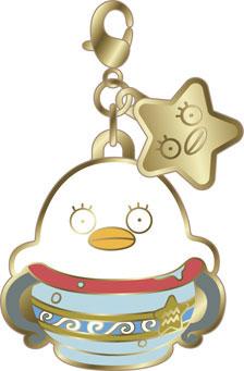 Metal Charm Collection - Gintama Elizabeth no 12 Seiza Uranai Chap.2 Moikkai Saint Elly 8Pack BOX(Pre-order)メタルチャームコレクション 銀魂 エリザベスの12星座占い 第2章 もいっかいセイント&#x2605エリー 6個入りBOXAccessory