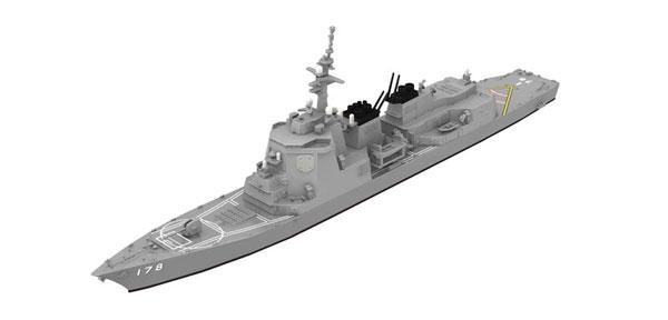 [新闻]1/1250 現用艦船  Vol.3 海上自衛隊 海の守護者 BOX
