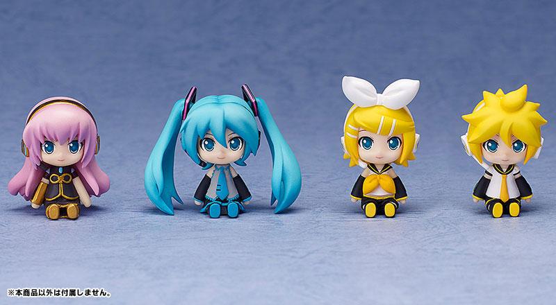 Nendoroid Plus - Hatsune Miku x CuteRody Gekisou! Pullback Car: Miku Hatsune & Cute Rody (Mint)(Pre-order)ねんどろいどぷらす 初音ミク×CuteRody 激走!プルバックカー 初音ミク&キュートロディ(ミント)Accessory