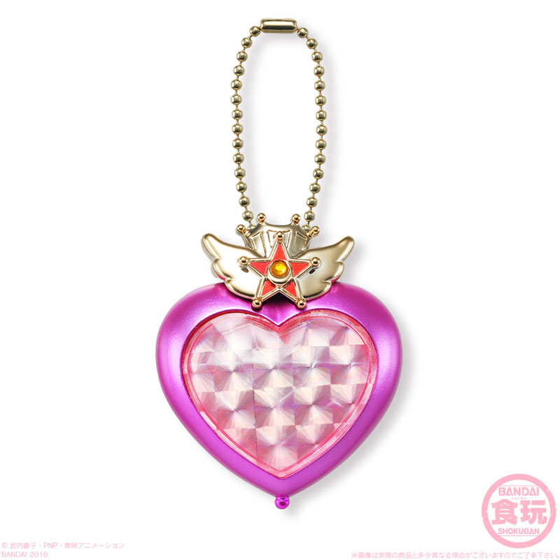Miniaturely Tablet Sailor Moon Part.3 10Pack BOX (CANDY TOY)(Pre-order)ミニチュアリータブレット セーラームーン3 10個入りBOX(食玩)Accessory