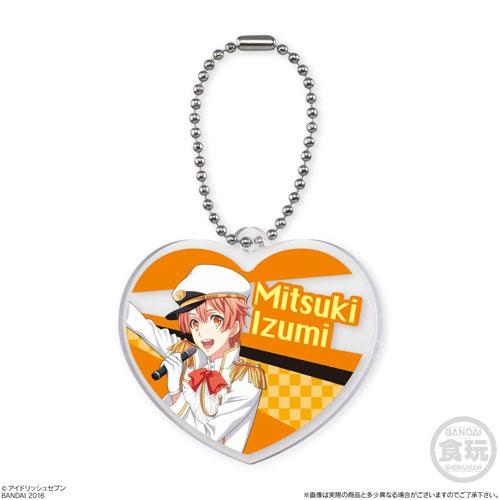 Idolish 7 - Acrylic Heart Charm 12Pack BOX (CANDY TOY)(Pre-order)アイドリッシュセブンアクリルハートチャーム 12個入りBOX(食玩)Accessory