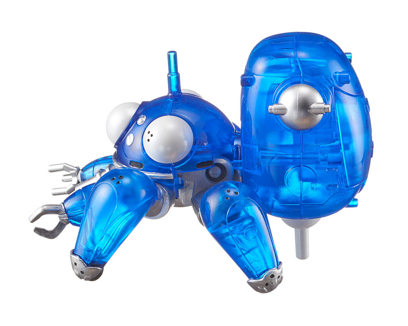 Ghost in the Shell - TokoToko Tachikoma Returns Clear ver.(Pre-order)攻殻機動隊 トコトコタチコマりた~んず クリアVer.Accessory