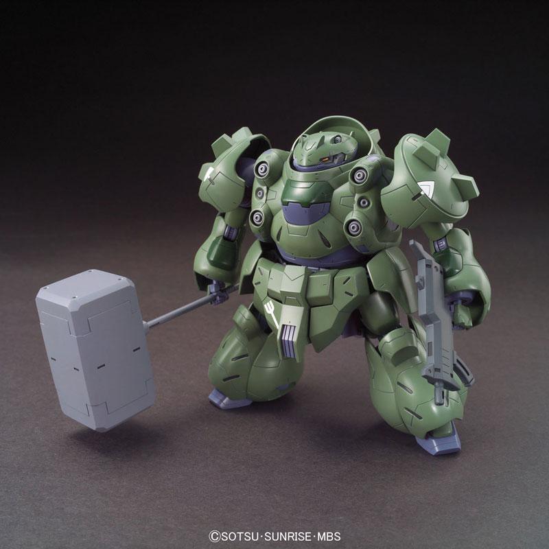 HG 1/144 ガンダムグシオン プラモデル