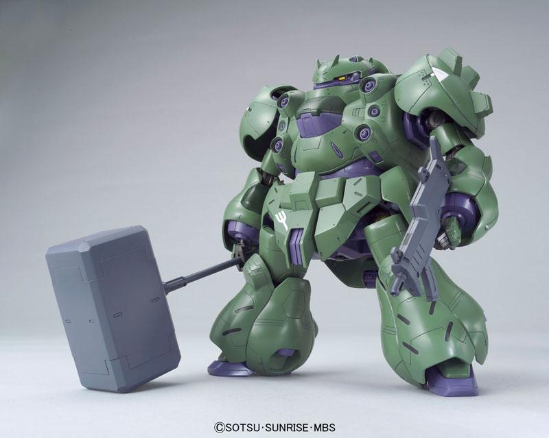 機動戦士ガンダム 鉄血のオルフェンズ 1/100 ガンダムグシオン プラモデル(仮称)