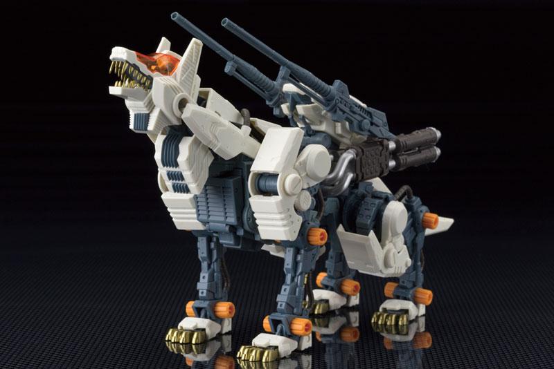 HMM ZOIDS 1/72 RHI-3 Command Wolf Repackage Edition Plastic Model(Pre-order)HMM ZOIDS 1/72 RHI-3 コマンドウルフ リパッケージ版 プラモデルAccessory