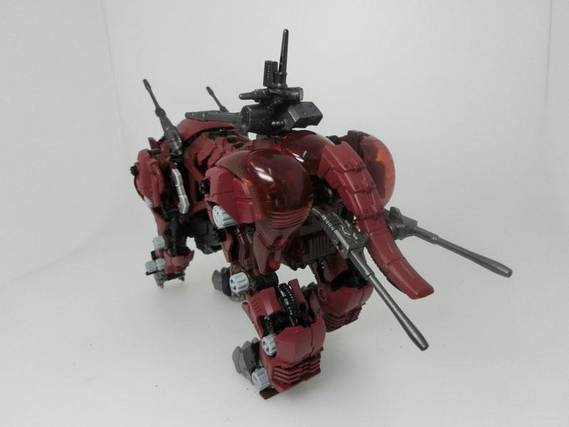 ゾイド マスターピース MPZ-02 セイバータイガー