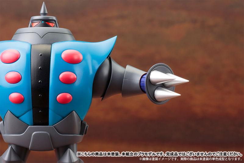昭和模型少年クラブ 新造人間キャシャーン ツメロボット(キャシャーンミニフィギュア付き) プラモデル