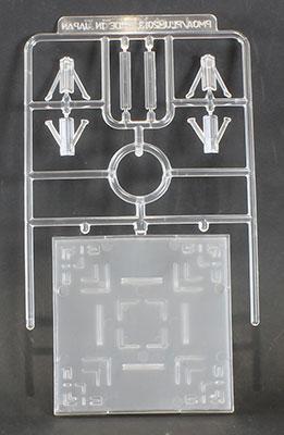 モデリング・サプライシリーズ プラ・アクセサリー04:ステージセット クリアVer.