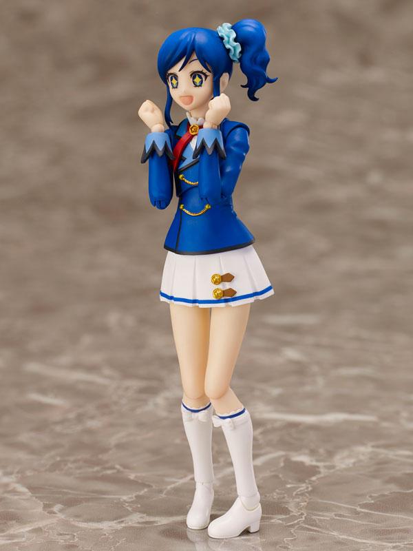 Bonus] S.H. Figuarts Aoi Kiriya Winter Uniform ver. Aikatsu! Pre order S.H.フィギュアーツ ver.Scale Figure