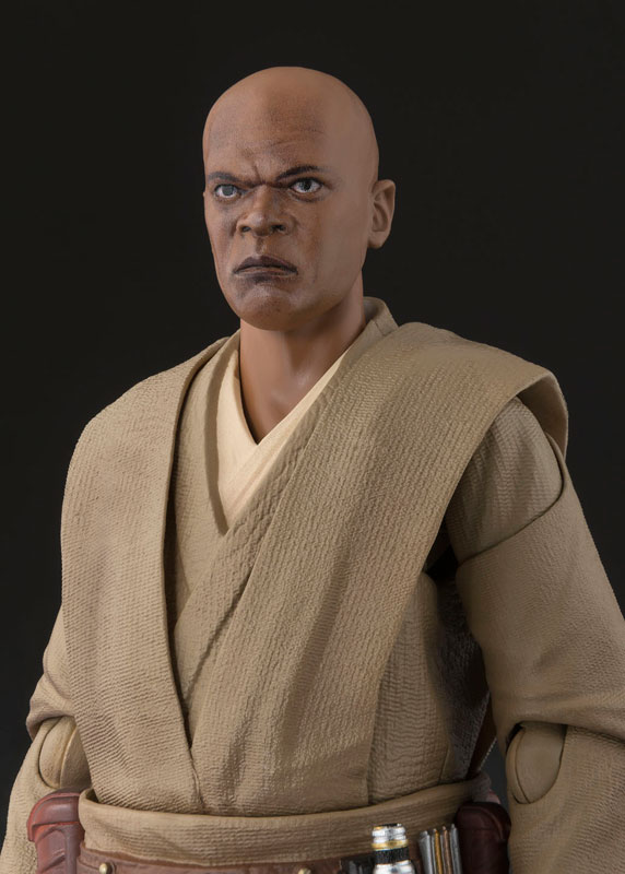 S.H. Figuarts Mace Windu Star Wars Episode II: Attack of the Clones Pre order S.H.フィギュアーツScale Figure