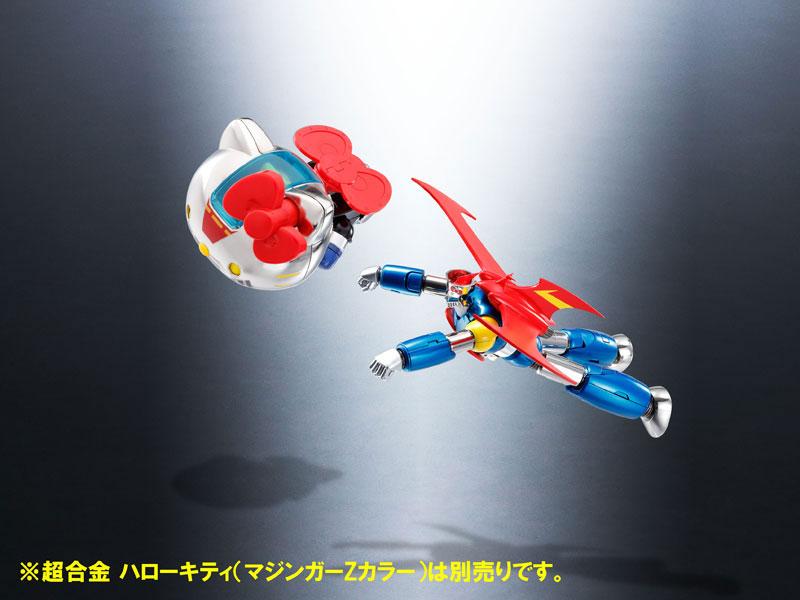 Chogokin - Mazinger Z (Hello Kitty Color)
