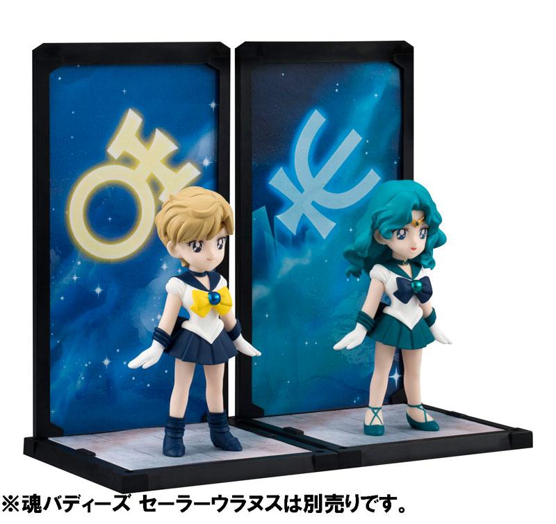 Tamashii Buddies Sailor Neptune Sailor Moon Pre orderScale Figure