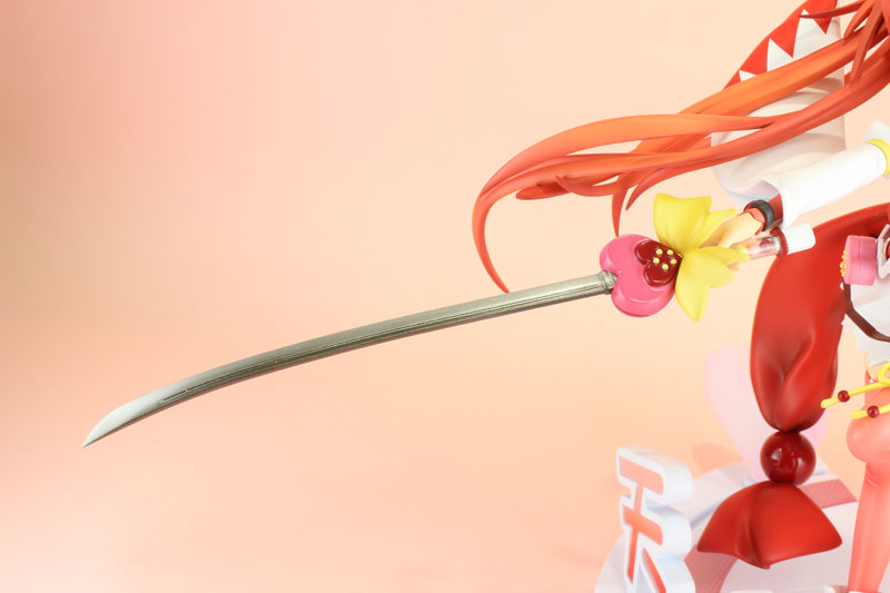 Black Bullet - Enju Aihara -Tenchu Girls Ver.- 1/7 Complete Figure(Pre-order)ブラック・ブレット 藍原延珠~天誅ガールズVer.~ 1/7 完成品フィギュアScale Figure