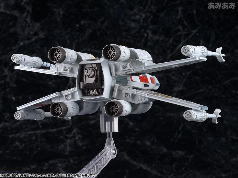 ヴァリアブルアクションD-SPEC STAR WARS X-WING STARFIGHTER