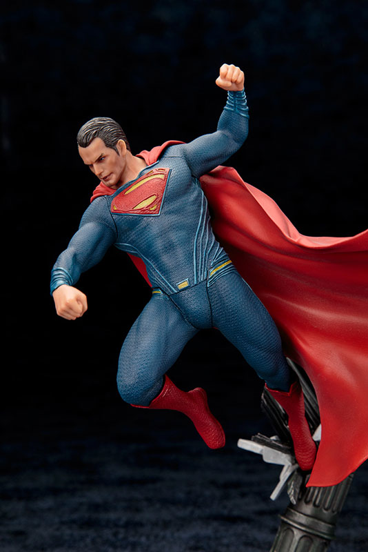 ARTFX+ - Batman vs Superman Dawn of Justice: Superman DAWN OF JUSTICE 1/10 Complete Figure(Pre-order)ARTFX+ バットマン vs スーパーマン ジャスティスの誕生 スーパーマン DAWN OF JUSTICE 1/10 完成品フィギュアScale Figure