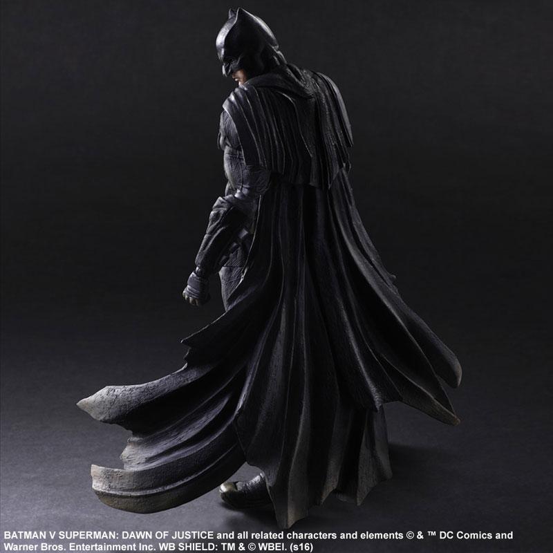 プレイアーツ改 Batman vs Superman: Dawn of Justice バットマン
