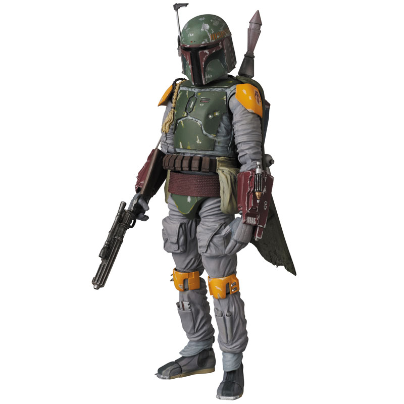 MAFEX No.025 Boba Fett (RETURN OF THE JEDI Ver.)