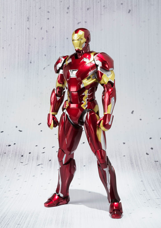 S.H. Figuarts - Iron Man Mark 46