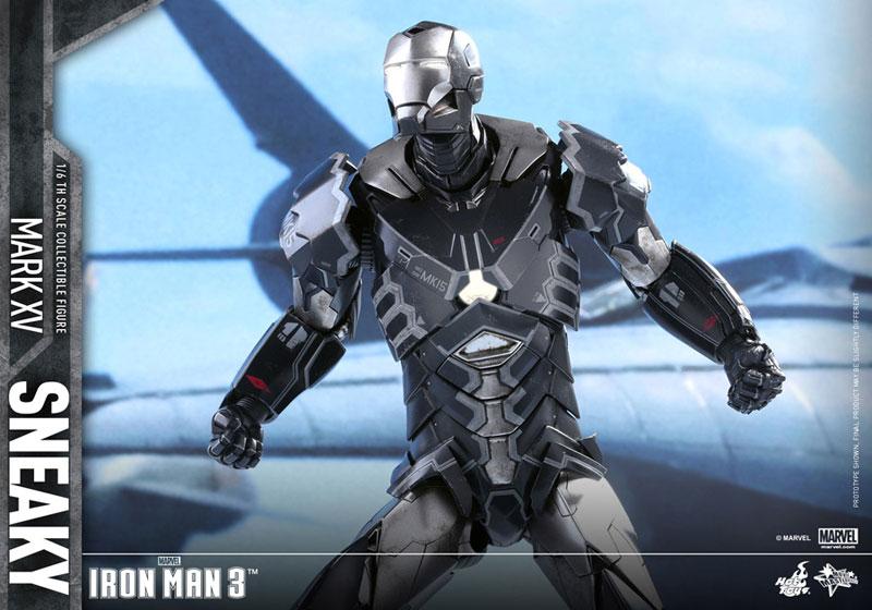 【ムービー・マスターピース】『アイアンマン3』1/6 アイアンマン・マーク15(スニーキー)