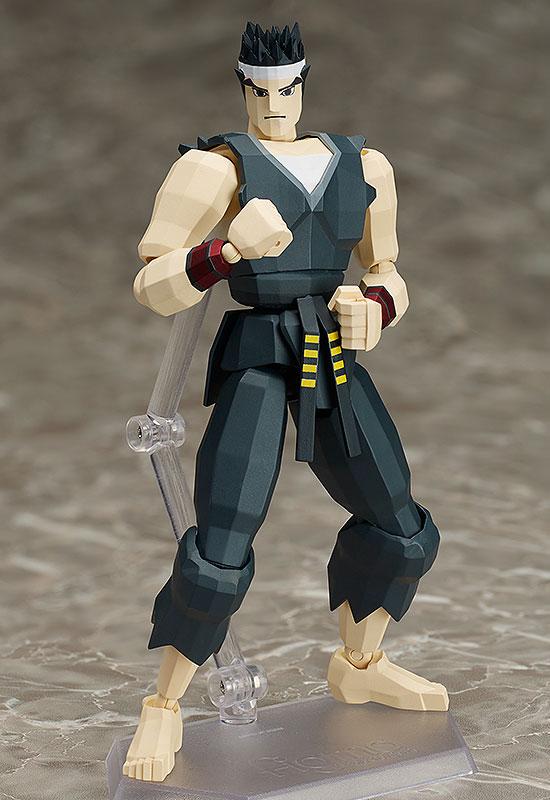 figma - Virtua Fighter: Akira Yuki(Pre-order)figma バーチャファイター 結城晶Figma