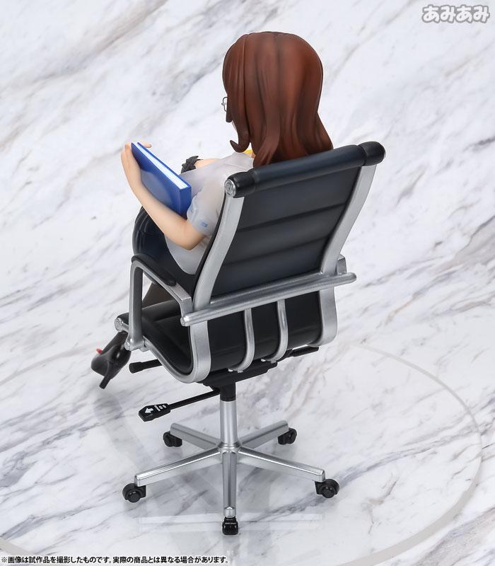 Hishoka - Yuki Hatsumi 1/7 Complete Figure(Pre-order)秘書課 初美ゆき 1/7 完成品フィギュアScale Figure
