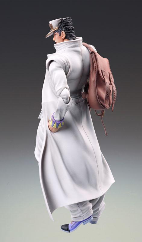 Super Action Statue - JoJo's Bizarre Adventure Part.IV #27 Jotaro Kujo Complete Figure(Pre-order)超像可動 ジョジョの奇妙な冒険 第四部 27.空条承太郎 完成品フィギュアScale Figure