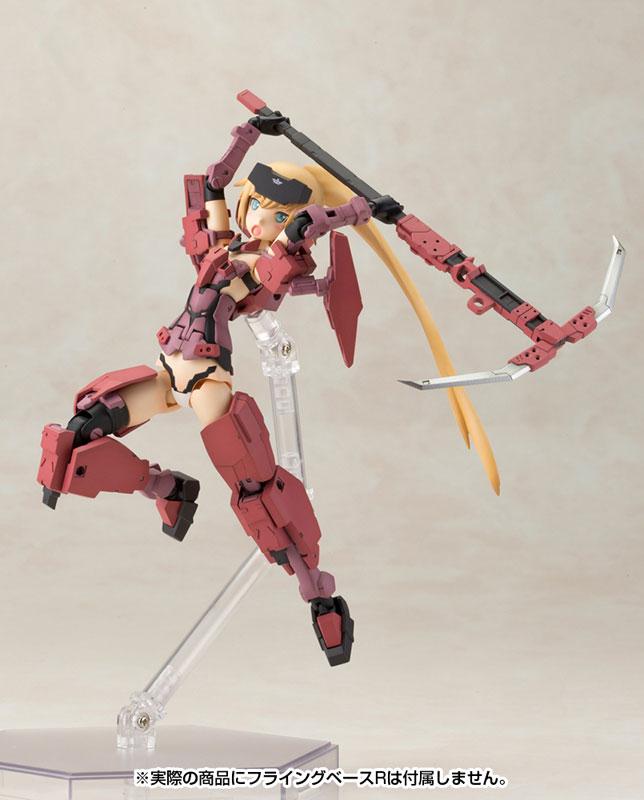 Frame Arms Girl - Jinrai Plastic Model(Pre-order)フレームアームズ・ガール 迅雷 プラモデルScale Figure